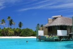 Six Senses Laamu, Maldives - Water Villa