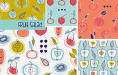 Fruit Salad © Jane Farnham: