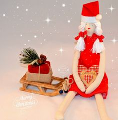 Magic Accessories: Tilda Christmas.