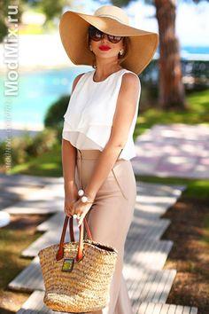 Пляжная сумка, с чем носить | Мода 2015, фото, модные советы стилиста, форум
