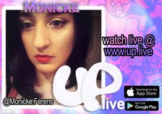 I'm currently a host on UpLive USA, and you can watch me by downloading the app through this link included in that pin.  (Send me then your ID account and you will receive 1k uCoins free!)