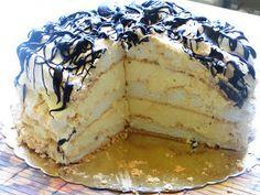 Domowe ciasta i obiady: Tort bezowy Tropicana Ethnic Recipes, Merengue