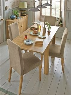 Buy Stanton® Square To Rectangle Dining Table from the Next UK online shop #nextcosyhome