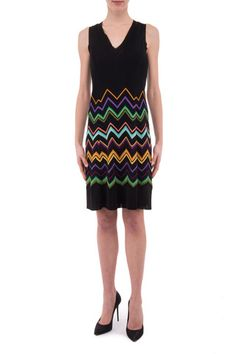 Missoni multicoloured dress - LuxuryProductsOnline