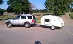 teardrop trailer instructable! Huge project but would be fun to do with the husband.