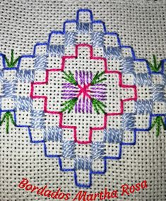 1 million+ Stunning Free Images to Use Anywhere Swedish Embroidery, Hardanger Embroidery, Cross Stitch Embroidery, Hand Embroidery Videos, Hand Embroidery Flowers, Embroidery Patterns, Cross Stitch Designs, Cross Stitch Patterns, Bordados Tambour