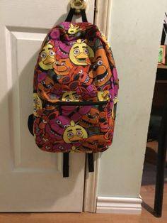 FIVE NIGHTS AT FREDDY/'S BACK PACK MANGLE PERFECT FOR SCHOOL BAGBASE