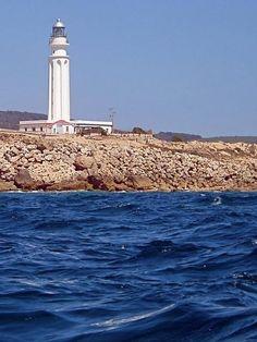 #Lighthouse - #Faro de Trafalgar - #Espana http://dennisharper.lnf.com/