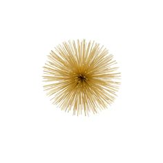 Gold Burst available at Pieces. Great holiday go to gift!