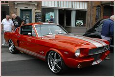 USA American Muscle Cars : Photo