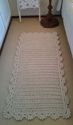 Projects To Try, Rugs, Crochet, Home Decor, Crochet Hooks, Homemade Home Decor, Types Of Rugs, Crocheting, Rug