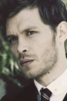 "Joseph Morgan, my inspiration for Dean Crowne, the male lead in ""Broken Crowne"""