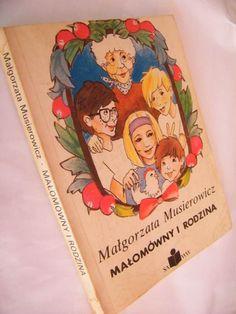 MAŁOMÓWNY I RODZINA - MUSIEROWICZ wyd. SAWW 1991