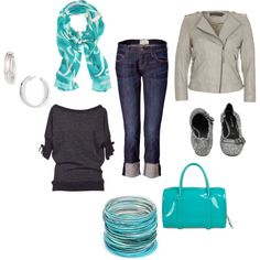 Casual Saturday, created by selm20.polyvore.com
