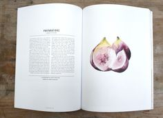 Kinfolk Magazine - gives one page over to an illustration - allows the image to use the whole space and not be crowded by other images.