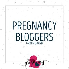 Pregnancy Bloggers G