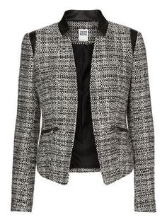 NELLA L/S BLAZER VERO MODA #veromoda #blazer #jacket #fashion @Veronica MODA