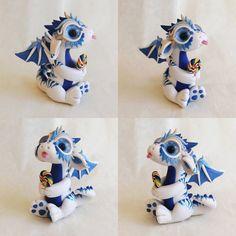 Lollipop Dragon by BittyBiteyOnes