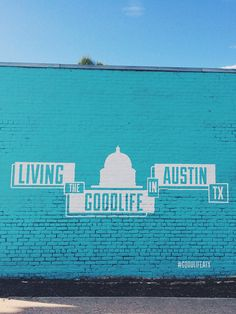 A Tour of Austin Street Art | Free People Blog #freepeople