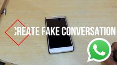 Hack Your Friends Chat | Create Fake Conversation | Prank Your Friends [...