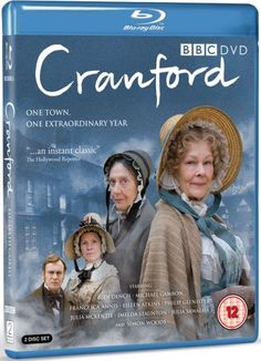 Cranford. I was an extra in both series of this, so have a huge soft spot for it. :)