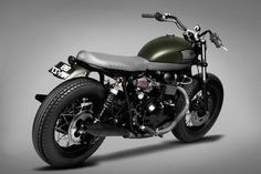 The Most Stylish Triumph Bonneville Custom Handlebars