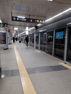 서울지하철 9호선 김포공항역 Seoul Subway Line 9 Gimpo Airport Station Aesthetic Korea, Night Aesthetic, Travel Aesthetic, South Korea Photography, Seoul Photography, Seoul Cafe, Aesthetic Photography Nature, Busan South Korea, The Wombats