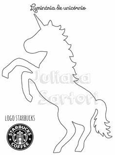 Logo Starbucks, Symbols, Letters, Art, Stuff Stuff, Unicorn, Art Background, Kunst, Letter