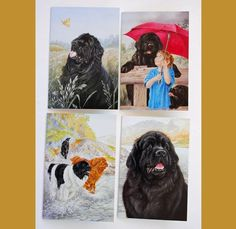 Anne Mainman Blank Note Cards