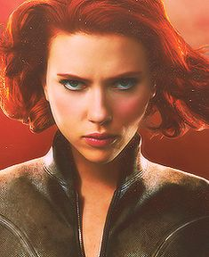 Black Widow - Scarlett Johansson