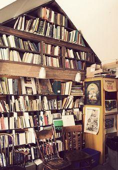 mijn droom boekenkast