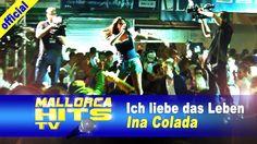 """Ina Colada mit """"Ich liebe das Leben"""" von den Ballermann Hits 2014, live auf der Seepark 6 Mallorca Schlager Party 2014.  http://mallorcahitstv.de/2014/07/ina-colada-ich-liebe-das-leben/"""