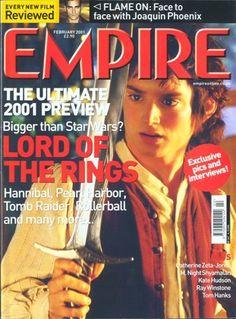Elijah Wood - Empire Magazine [United Kingdom] (February 2001)