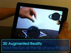 3D Augmented Reality - Amazing Space Journey