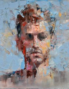 """Head of a man"" Francisco Malonzo"