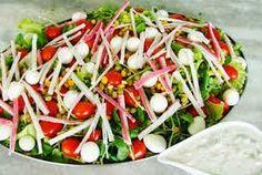 Tempero Baiano da Laudiceia: Salada de Kani