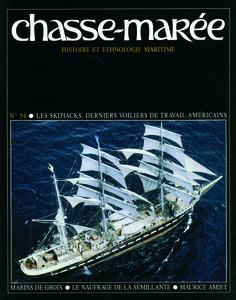"Chasse-Marée n°54. ""Les Skipjacks de la Chesapeake"".  http://www.chasse-maree.com/numeros-51-a-100/1054-chasse-maree-n-54.html"