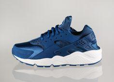 Nike wmns Air Huarache Run (Blue Force / Blue Force - Sail)