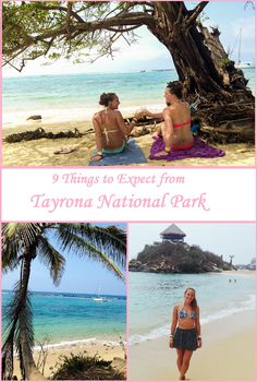If you are interested in spending a few relaxing days in Tayrona National Park here are 9 things to expect during your trip to make it run a little smoother.  Welcome to the iridescent waters and soft white sand of Colombia's Caribbean coast.