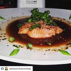 #Repost @alessandracorreaa with @repostapp. ・・・ E hj teve ceviche de janta, maravilhoso como tudo que é feito pela Takanori!!! Obrigada pelo carinho de sempre!!!  #takanoribrasil #takanori #uberaba #jantasaudavel #japanesefood #omelhordetodos