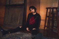 Makestar : Best cuts from the Photobook! Korean Men, Asian Men, Most Beautiful Man, Beautiful People, Cha Eunwoo Astro, Lee Dong Min, Cute Asian Guys, Cha Eun Woo, Jaejoong