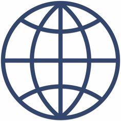On The Go: Globe 12 x 12 Overlay