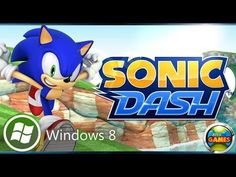 Sonic Dash [Windows 8] Gameplay PT BR