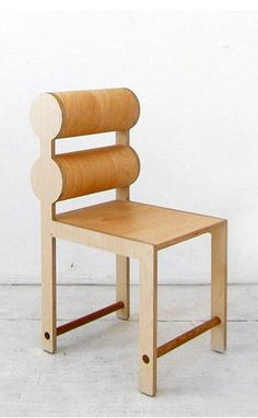 Chair by Waka Waka, from Sight Unseen's 2015