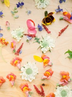 Flower details with Birch & Brass. #FPEverAfter