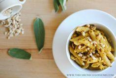 The Chronicles of Home: Creamy Butternut Squash Pasta #pastanight #PMedia #ad