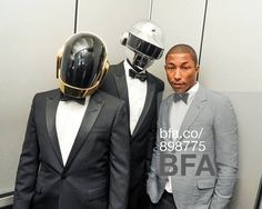 daft punk & pharrel