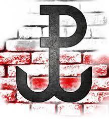 symbol POLSKA WALCZĄCA Poland Ww2, Polish Tattoos, Polish People, Warsaw Uprising, Polish Names, 1 Tattoo, Travel Memories, Retro, Deus Vult