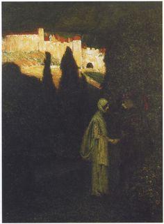 Kandinsky. Meeting