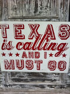 Texas is calling and I must go.saw this in Gruene last weekend❤ Shes Like Texas, Miss Texas, Texas Man, Texas Girls, Homesick Texan, Only In Texas, Texas Forever, Loving Texas, Texas Pride
